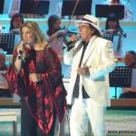 Al Bano und Romina Power auf der Bühne