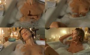 Ann-Kathrin Kramer Oben Ohne mit nackten Brüsten