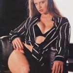 Barbara Schöneberger sehr sexy in Unterwäsche