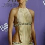 Celine Dion gewagtes Kleid mit viel Haut