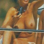 Claudia Schiffer Oben Ohne
