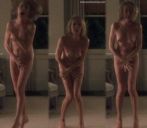 Diane Keaton total nackt