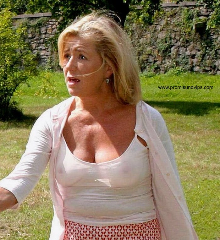 Linda de Mol in Sicherheit Promis und Vips Stars und