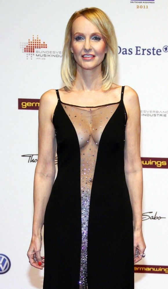 Kristina Bach  nackt