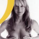 Linda de Mol mit viel nackter Brust