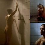 Melika Foroutan nackt beim Duschen
