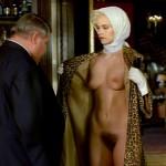 Nina Hoss total nackt