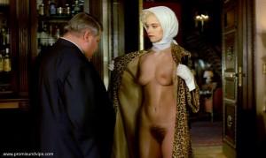 Nina Hoss koplett nackt