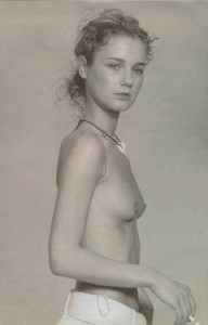 Rhea Harder-Vennewald Oben Ohne mit nackten Titten