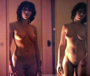 Scarlett Johansson nackt
