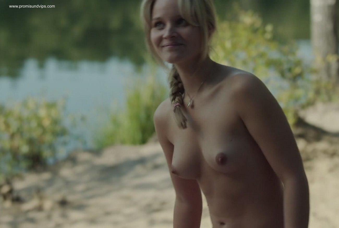 Barbara Lanz  nackt