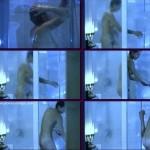 Ulrike Folkerts nackt unter der Dusche