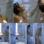 Ulrike Folkerts nackt beim Duschen