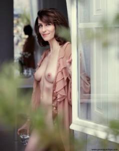 Playboy-Shooting mit Ulrike Frank