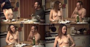 Vera Farmiga Oben Ohne mit nackten Titten